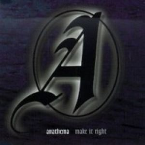 Anathema - Make It Right CD (album) cover