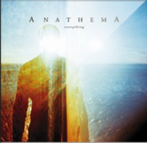Anathema - Everything CD (album) cover