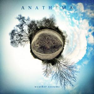 Anathema - Weather Systems CD (album) cover