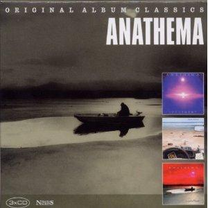 Anathema - Original Album Classics CD (album) cover
