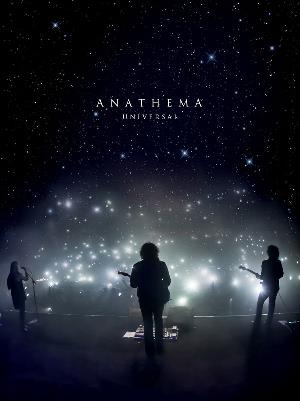 ANATHEMA - Universal CD (album) cover