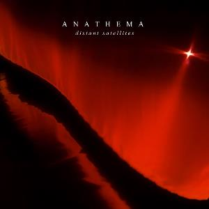 ANATHEMA - Distant Satellites CD album cover