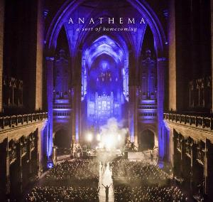 Anathema - A Sort Of Homecoming CD (album) cover