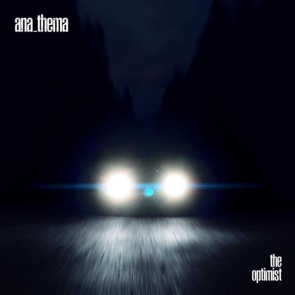 Anathema - The Optimist CD (album) cover