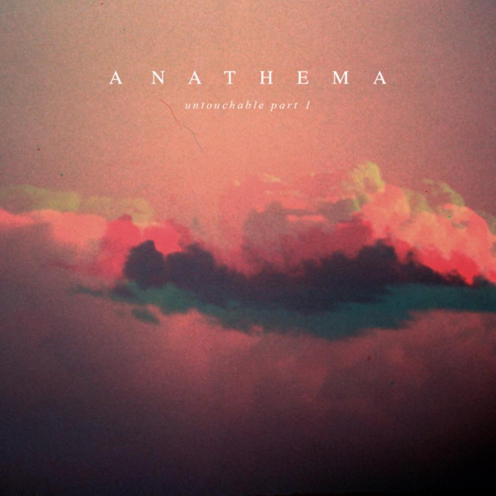 Anathema - Untouchable Part 1 CD (album) cover