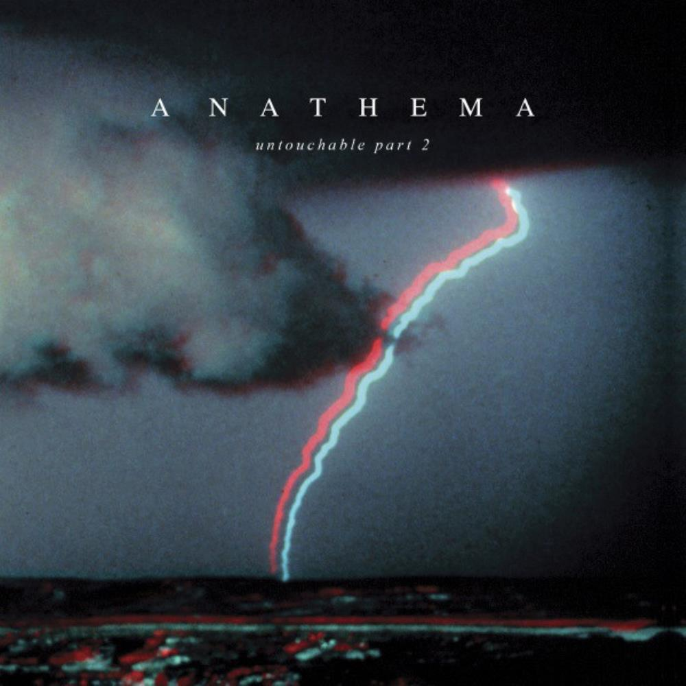 Anathema - Untouchable Part 2 CD (album) cover