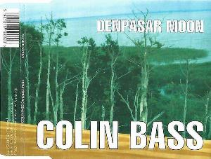 Colin Bass - Denpasar Moon CD (album) cover