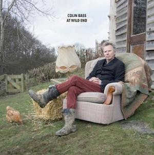 Colin Bass - At Wild End CD (album) cover