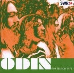 Odin - SWF Sessions 1973 CD (album) cover