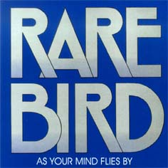 Rare Bird - As Your Mind Flies By CD (album) cover