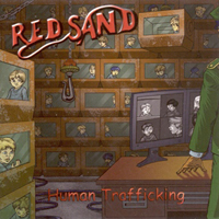 Red Sand - Human Trafficking CD (album) cover