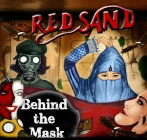 Red Sand - Behind The Mask CD (album) cover