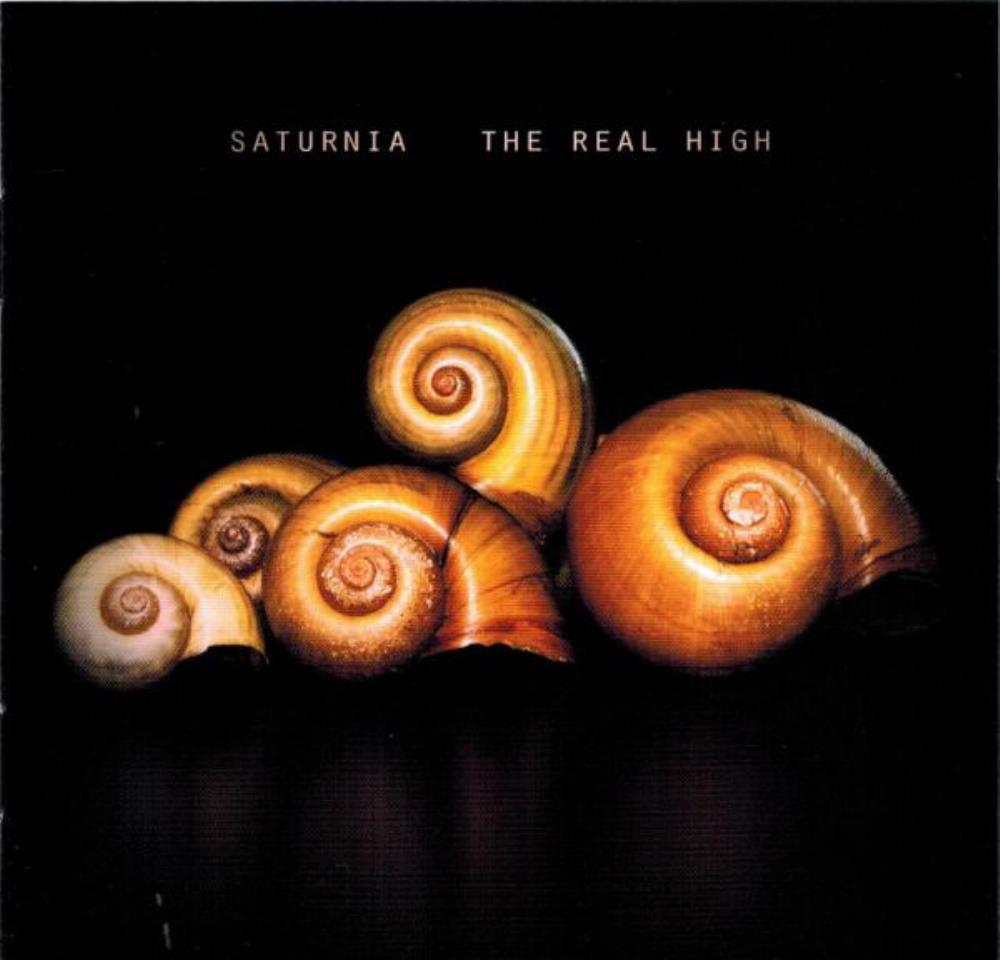 Saturnia - The Real High CD (album) cover