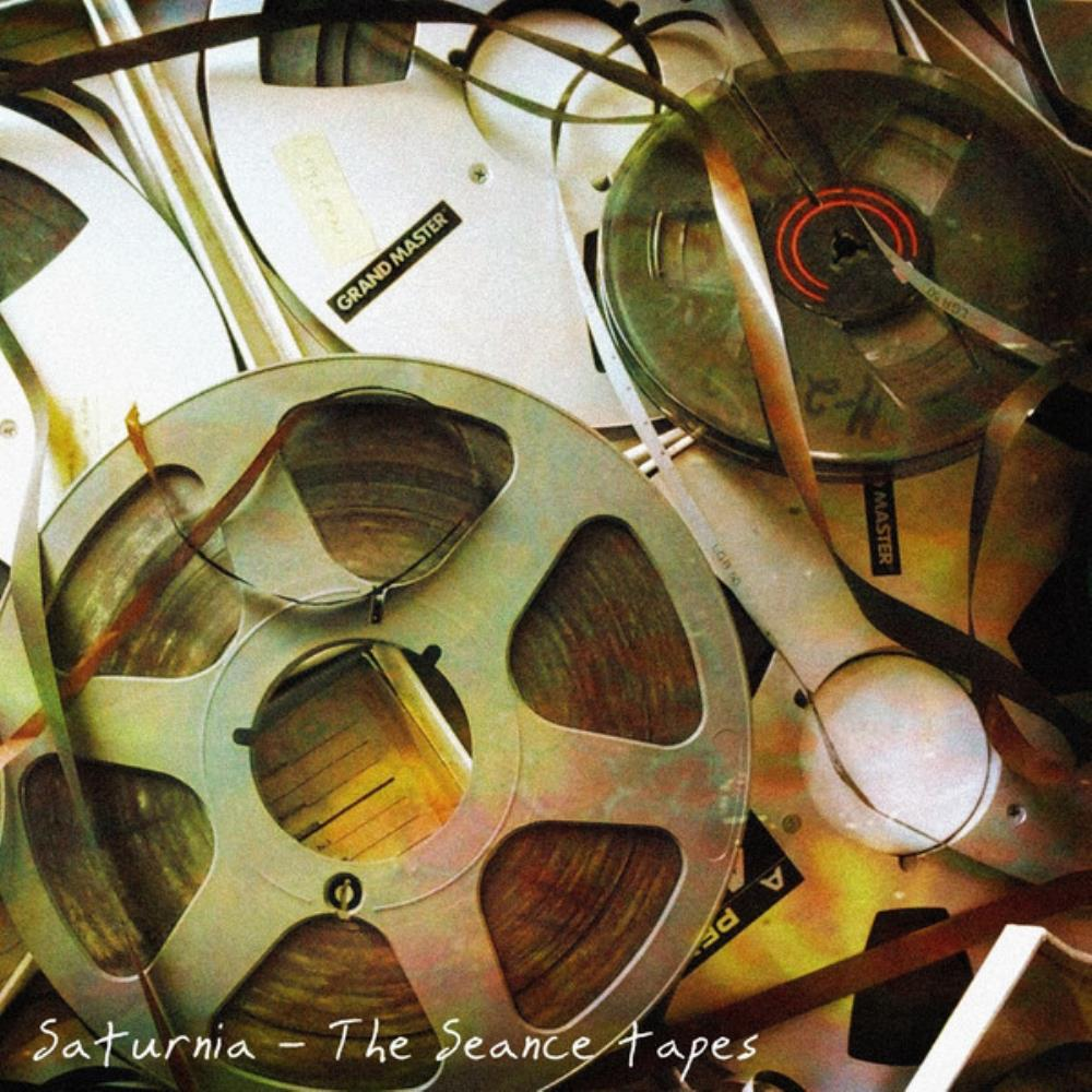 Saturnia - The Seance Tapes CD (album) cover