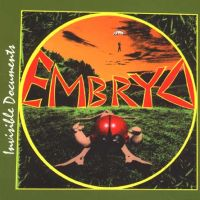 Embryo - Invisible Documents CD (album) cover