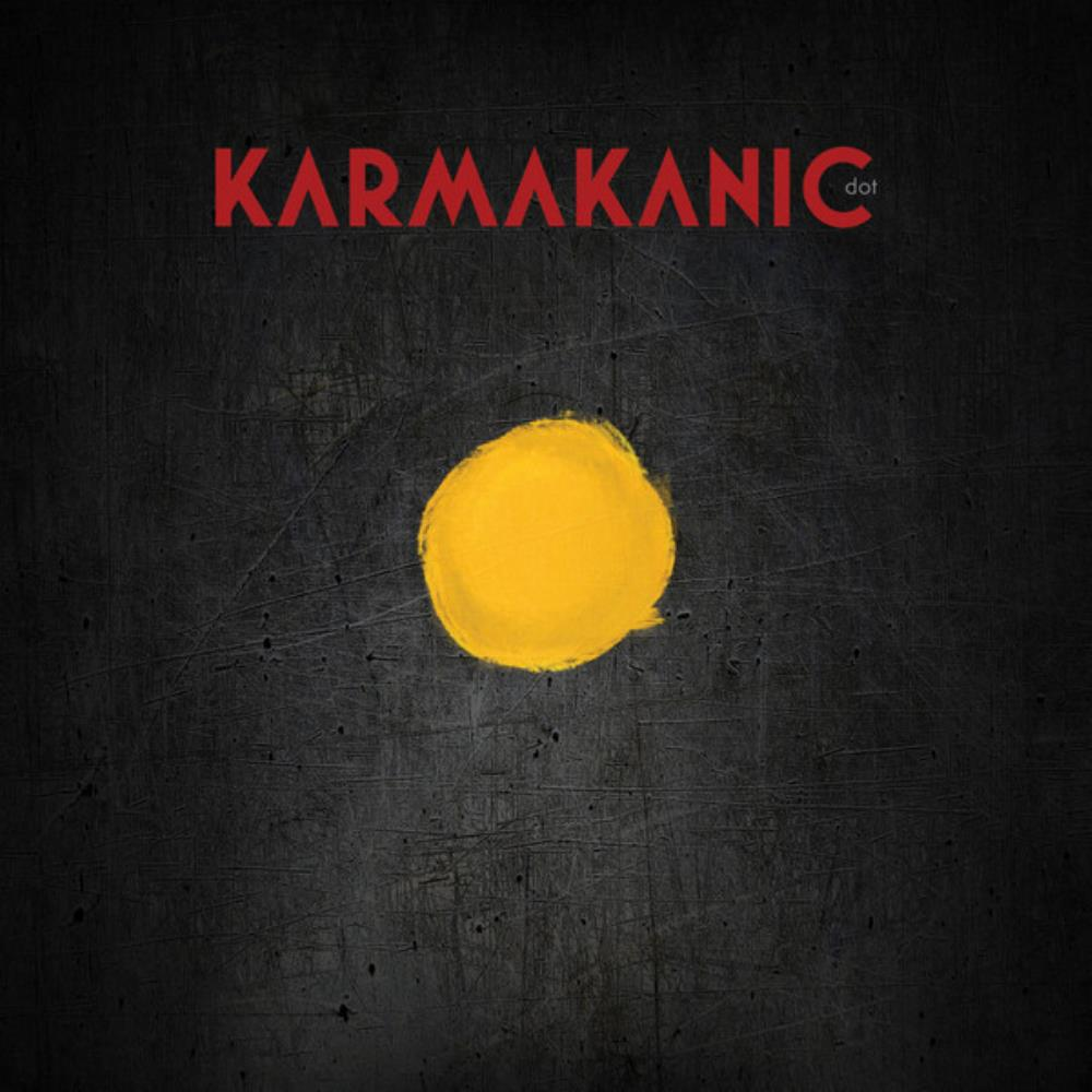 Karmakanic - Dot CD (album) cover