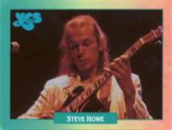 STEVE HOWE image groupe band picture