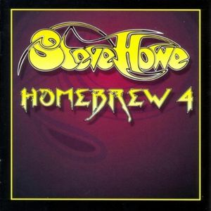 Steve Howe - Homebrew 4 CD (album) cover