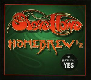Steve Howe - Homebrew 1 & 2 CD (album) cover