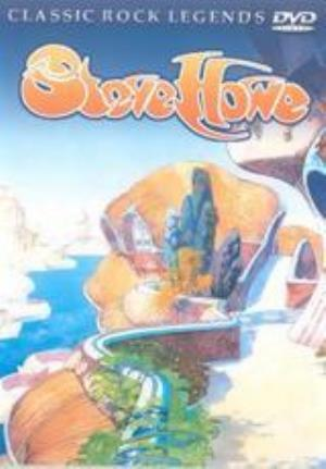 Steve Howe - Classic Rock Legends (dvd) DVD (album) cover