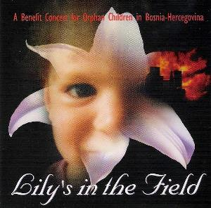 Steve Howe - Lily's In The Field (with Annie Haslam) CD (album) cover