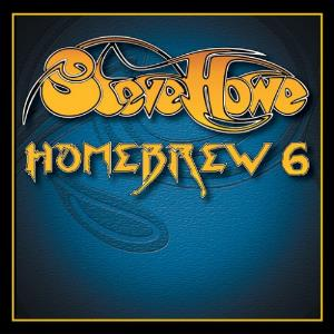 Steve Howe - Homebrew 6 CD (album) cover