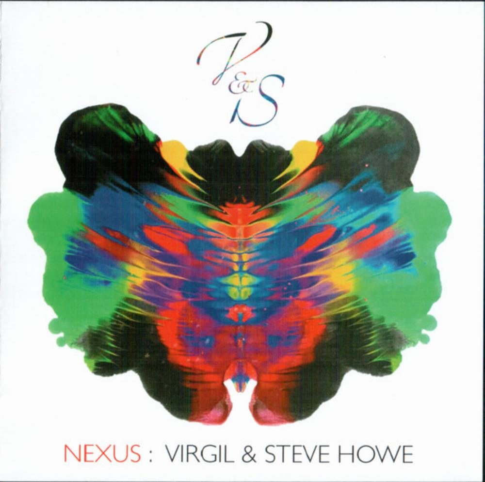 Steve Howe - Virgil Howe & Steve Howe: Nexus CD (album) cover