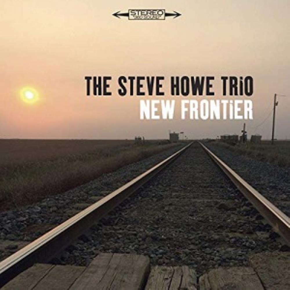 Steve Howe - Steve Howe Trio: New Frontier CD (album) cover