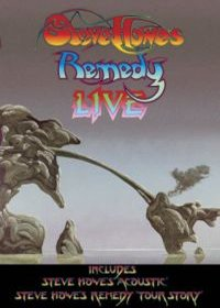 Steve Howe - Remedy Live DVD (album) cover