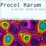 Procol Harum - Whiter Shade Of Pale CD (album) cover