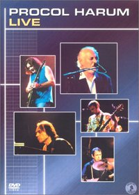 PROCOL HARUM - Live CD (album) cover