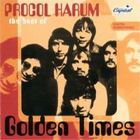 PROCOL HARUM - The Best Of (golden Times) CD album cover