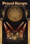 Procol Harum - Live At The Union Chapel DVD (album) cover
