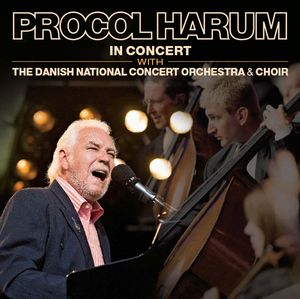 PROCOL HARUM - In Concert With The Danish National Concert Orchestra And Choir CD album cover