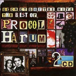 PROCOL HARUM - Secrets Of The Hive - The Best Of Procul Harum CD album cover