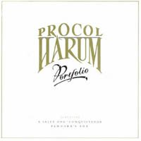Procol Harum - Portfolio CD (album) cover