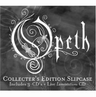 OPETH - Limited Edition Boxset CD album cover