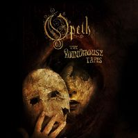 OPETH - The Roundhouse Tapes CD album cover