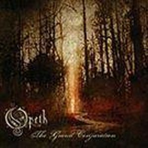 OPETH - The Grand Conjuration CD album cover