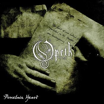 Opeth - Porcelain Heart CD (album) cover