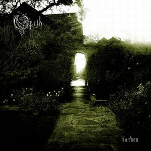 OPETH - Burden CD album cover