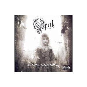Opeth - Lamentations: Live At Shepherd Bush Empire 2003 CD (album) cover