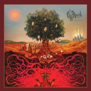OPETH - Heritage CD album cover