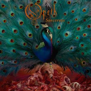 OPETH - Sorceress CD album cover