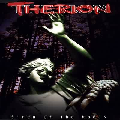 Therion - Siren Of The Woods CD (album) cover