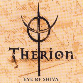 Therion - Eye Of Shiva CD (album) cover