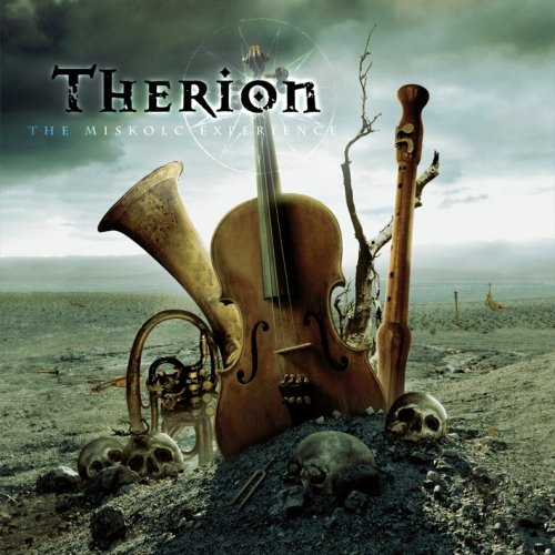Therion - The Miskolc Experience CD (album) cover