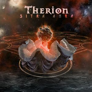 Therion - Sitra Ahra CD (album) cover