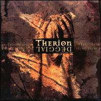 Therion - Deggial CD (album) cover