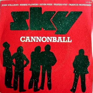 Sky - Cannonball CD (album) cover